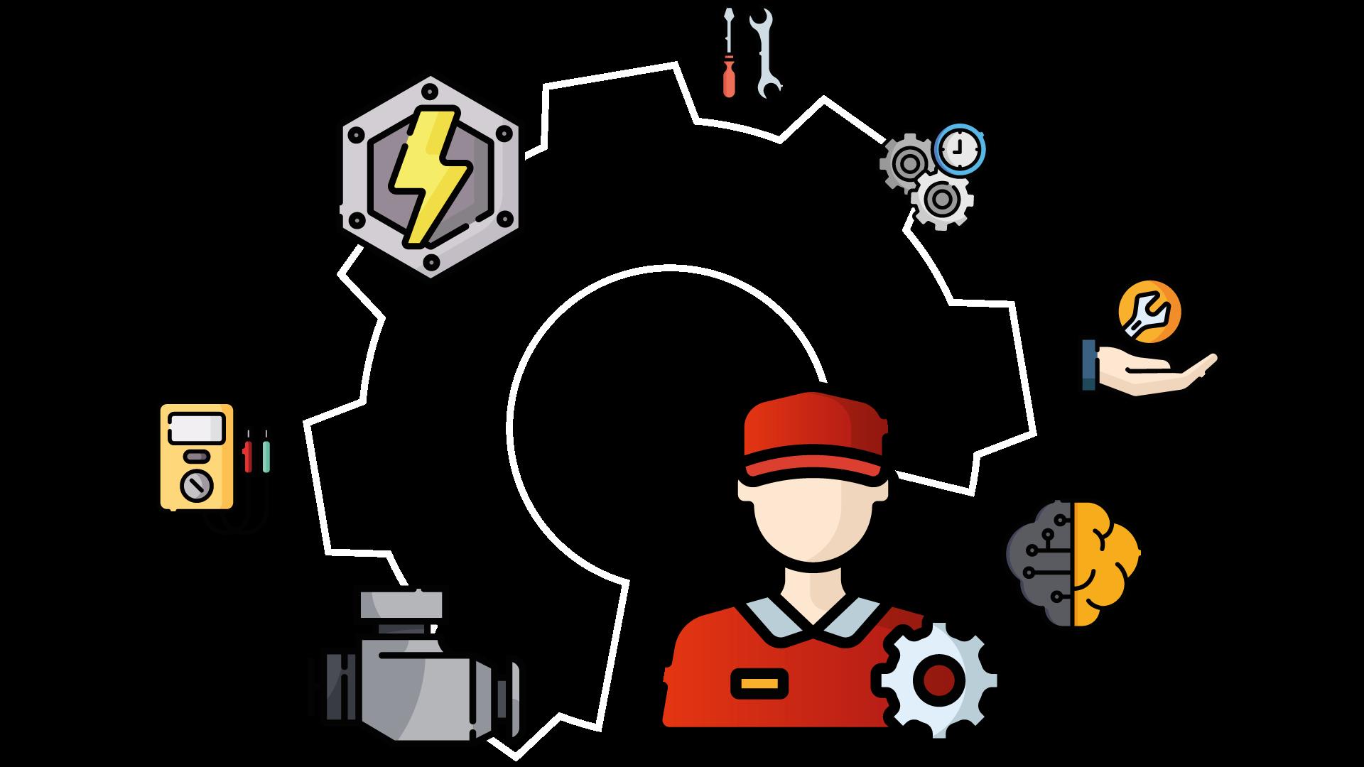 Maintenance industrielle, chaudronnerie, tuyauterie, électricité industrielle, bobinage, Cholet 49 MAINE ET LOIRE