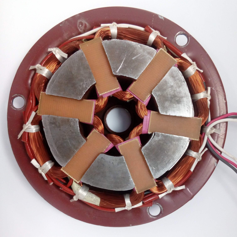 Bobinage frein électromagnétique Cholet 49 MAINE ET LOIRE