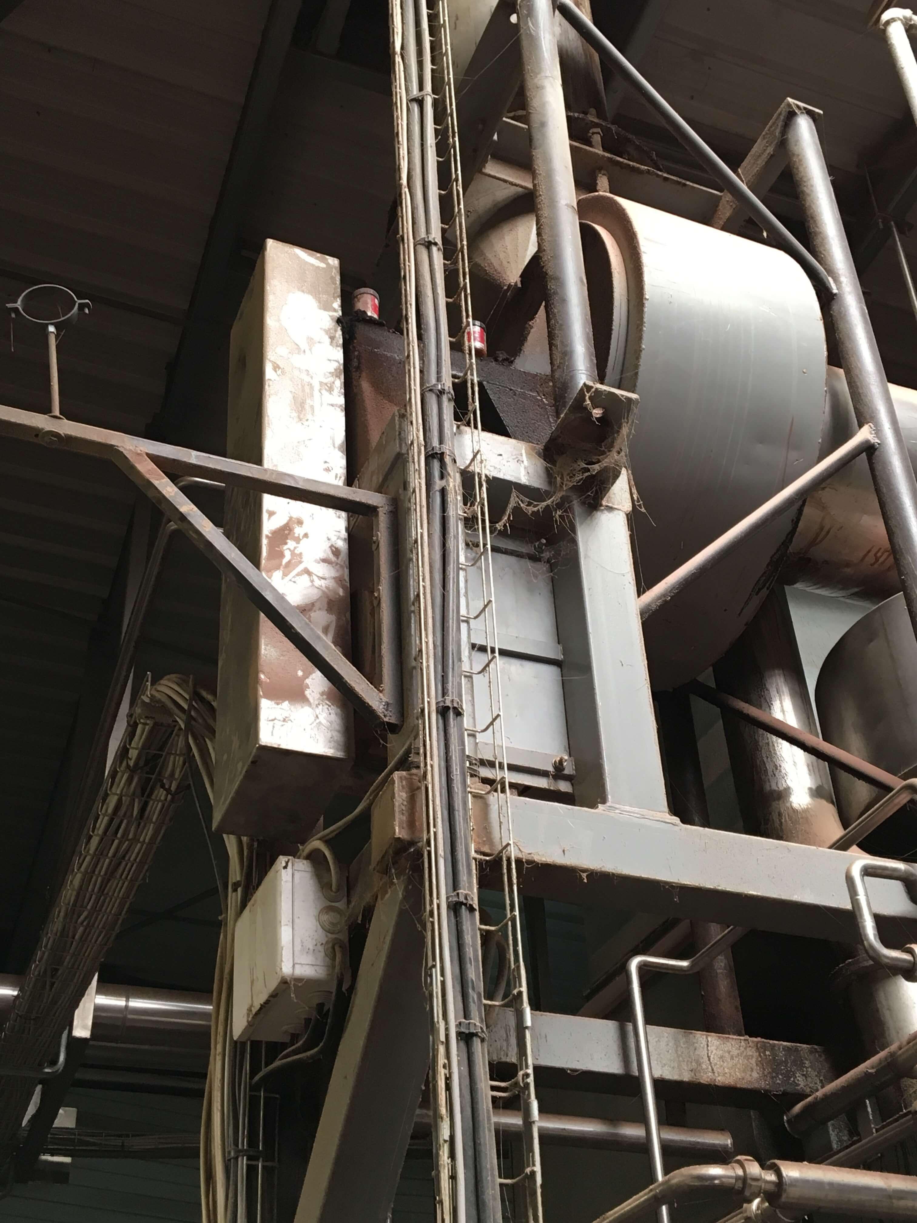 Montage, démontage d'éléments mécano soudé, de machines en milieu industriel Cholet 49 MAINE ET LOIRE