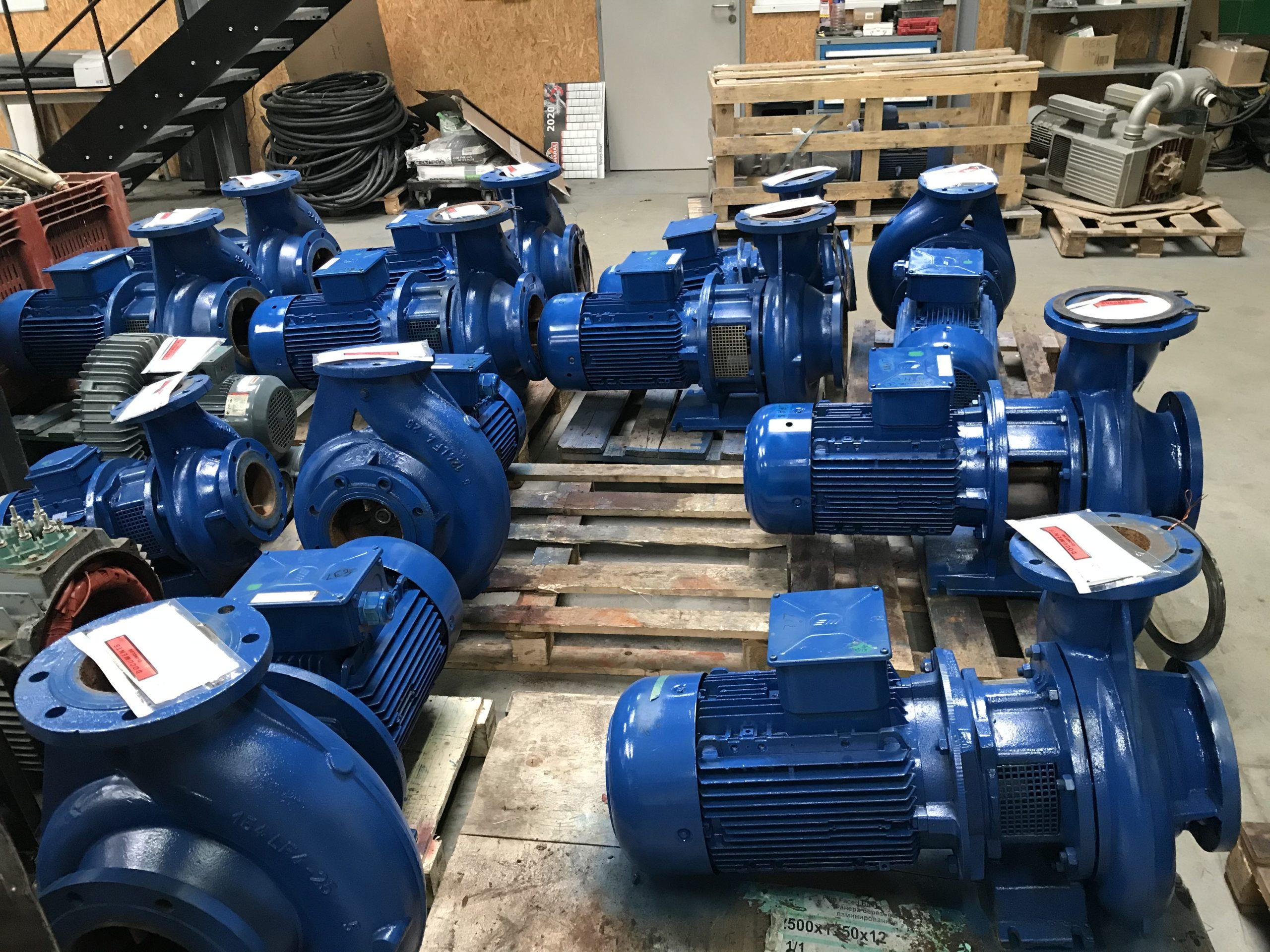 Réparation, entretien pompe LOWARA Cholet 49 MAINE ET LOIRE